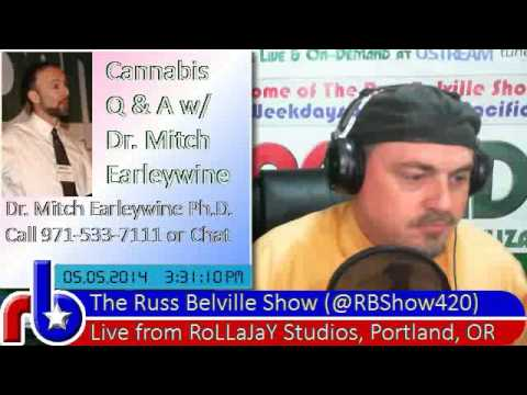 The Russ Belville Show #391 - Christine Tatum Prefers Bad Service to Employed Potheads