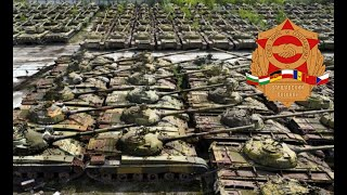 HANCURNYA PAKTA WARSAWA MUSUH TERKUAT NATO