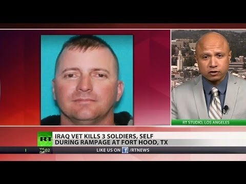 Fort Hood shooter was on anti-depression medication
