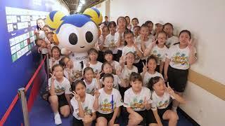 Publication Date: 2021-04-09 | Video Title: 動感校園活力操表演 (FIVB世界女排聯賽 - 香港2019