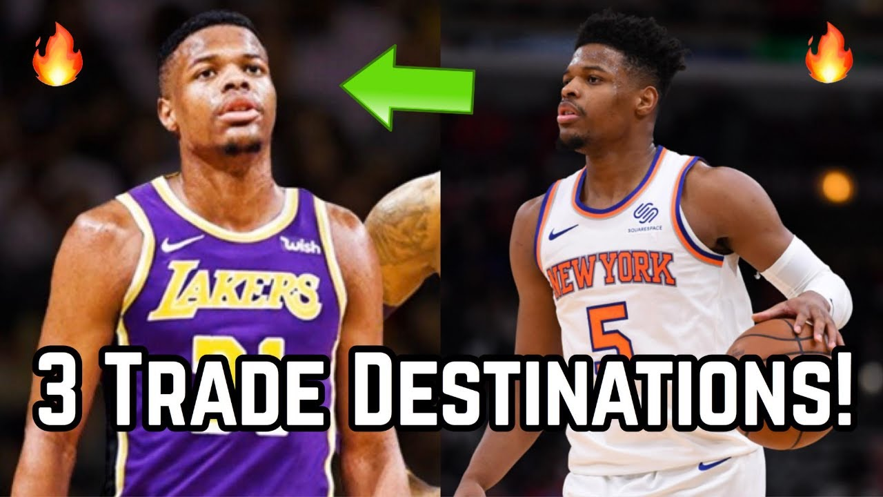 3 Trade Destinations For Dennis Smith Jr Sixth Man For