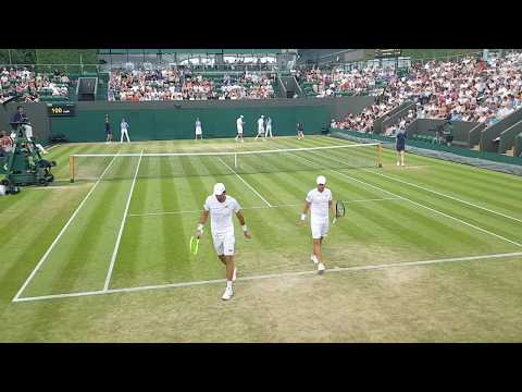 Wimbledon 2019 Bryan & Bryan Gentlemen's Doubles