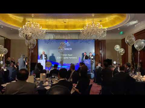 Sanjiv Kaul awarded the PE & VC Professional of the Year (2018) - 31st AVCJ Annual Forum