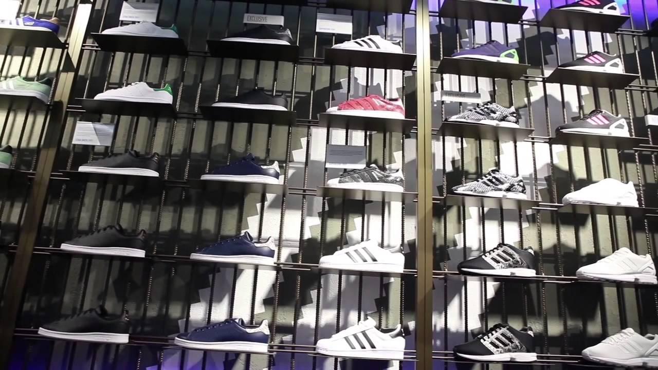 basket magasin courir asics