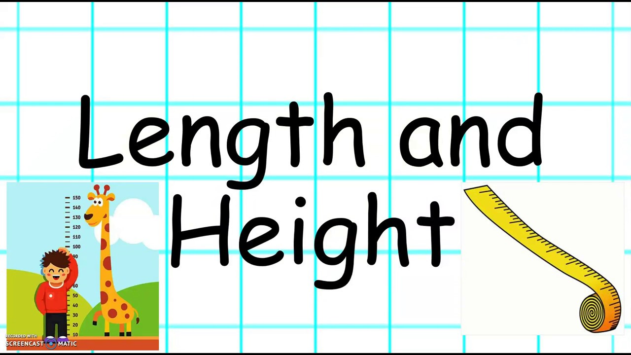 Download Year 1 Length and Height