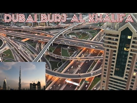 Dubai Burj Al Khalifa United Arab Emirates  Explore The Nature
