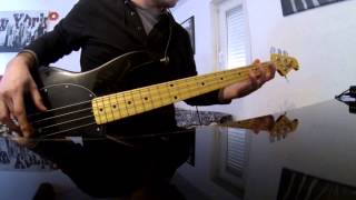 Reciprok balance toi bass cover