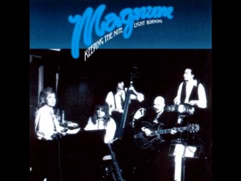 "MAGNUM - ALBUM - "" KEEPING THE NITE LIGHT BURNING "" (1993)"