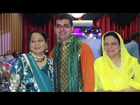 Mehndi Function of Owais Siddiqui and Areeba Syed - Karachi 2017