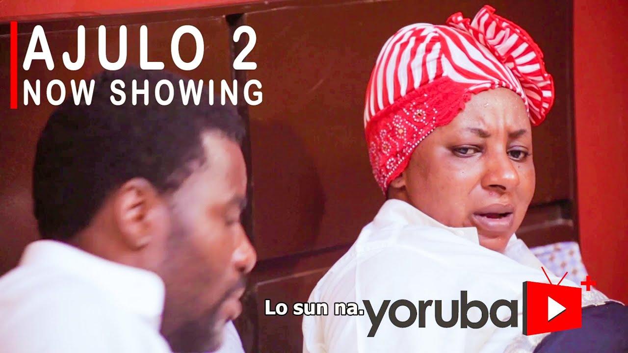 Download Ajulo 2 Latest Yoruba Movie 2021 Drama Starring Mide Abiodun   Ibrahim Chatta   Saheed Osupa