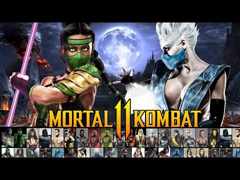 Mortal Kombat 11 - The Entire Roster Already Confirmed?? Reveals + Leaks! thumbnail