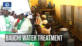 W.Bank, Bauchi Govt Commence Urban Water Reform Project