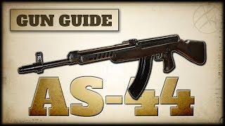 AS-44 Stats u0026 Best Class Setups | CoD WW2 Gun Guide #48