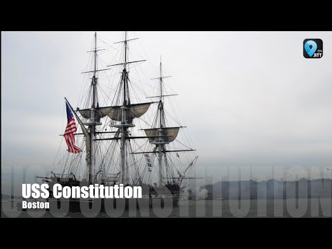 JiTT Boston - USS Constitution