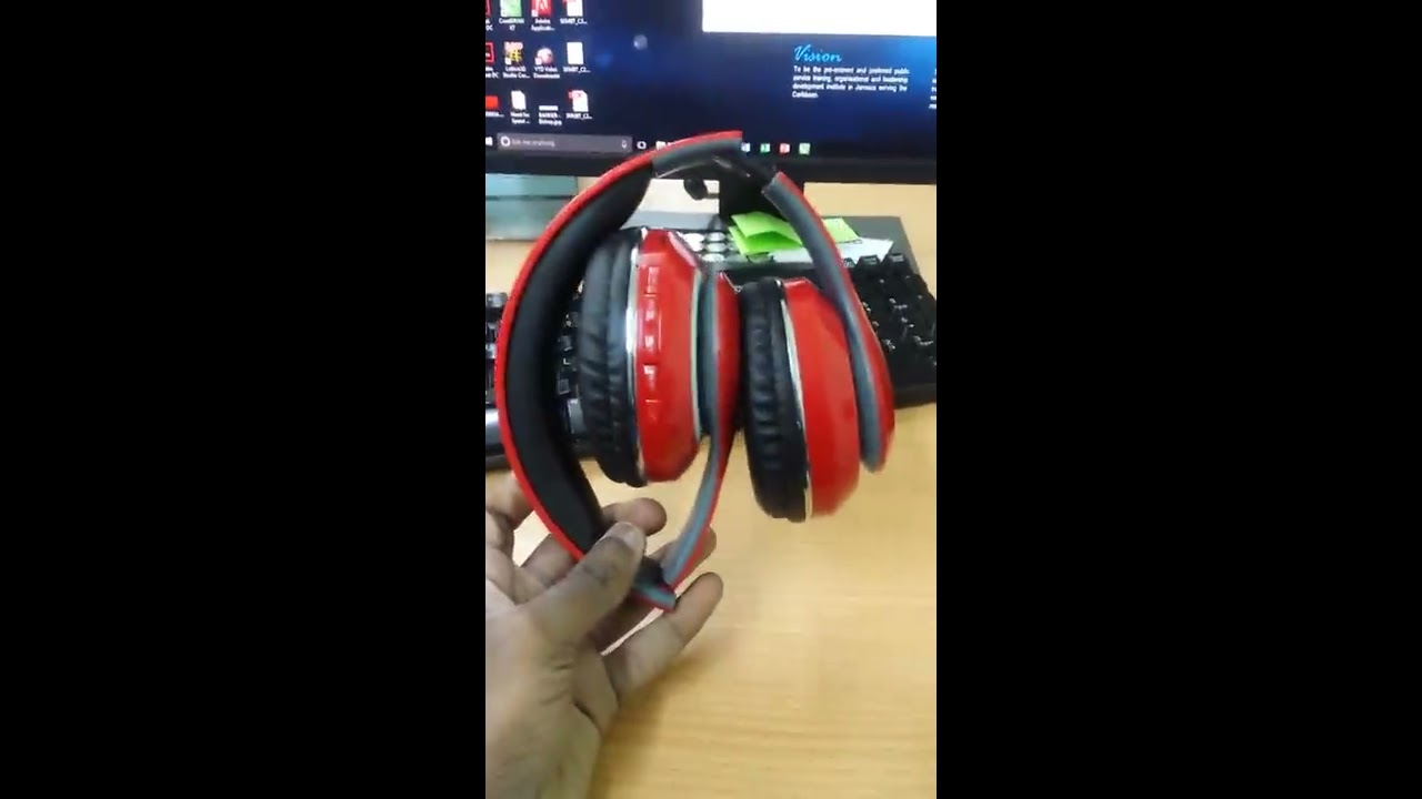 Headset Bluetooth Super Bass Stn 13 Wereless Hanphone Monster Beats By Drdre Stereo Dynamic Headphones Review Part 2 Youtube