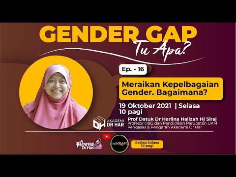 Ep. 16 l Meraikan Kepelbagaian Gender. Bagaimana? Bersama Dr Har