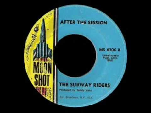The Subway Riders - After The Session