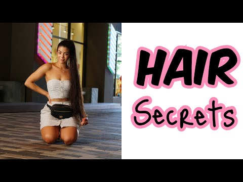HAIR SECRETS EVERY GIRL NEEDS TO KNOW