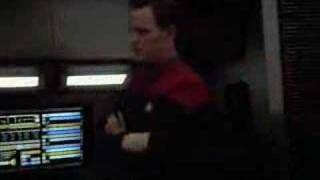 "Star Trek: Voyager: ""Day of Honor"" Tom/B'Elanna Clip 1 of 6"