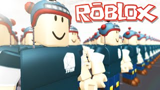 Roblox Adventures / Build to Protect Your Kid / DanTDM Army!! thumbnail