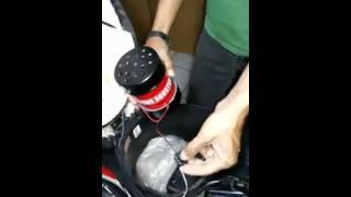 Sound Booster Motor Bebek Honda Blade