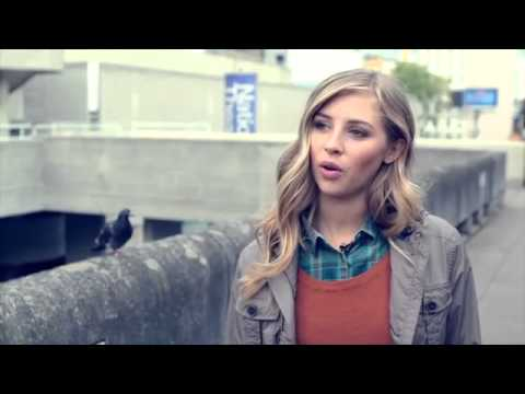 Hermione Corfield -  Stylist Magazine advertorial