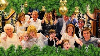 Радости новогодней ночи в гостях у Аллы Пугачевой и Максима Галкина.