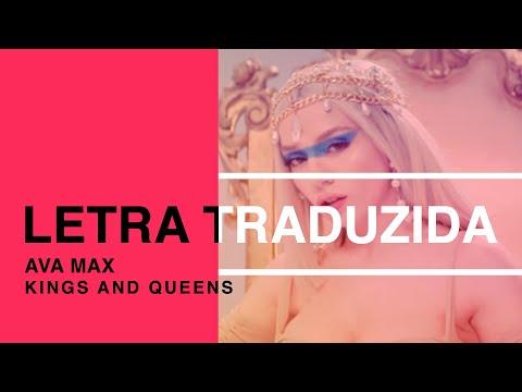 Ava Max - Kings & Queens (Legendado PT-BR)
