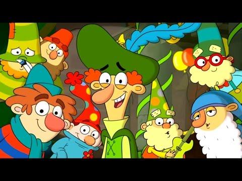 7 гномов - Сюрприз!/ Добро пожаловать к нам - Сезон 1 Серия 4 | Мультфильмы Disney