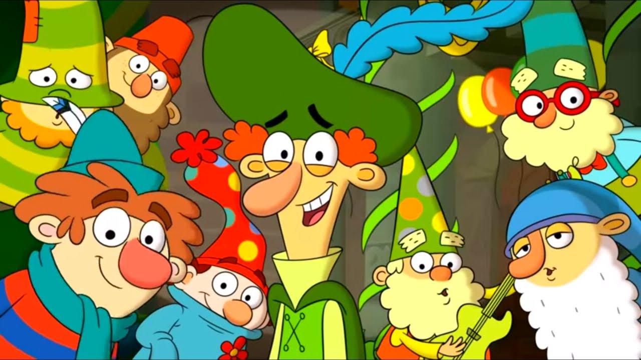 Гномов - смотреть мультфильм бесплатно онлайн без