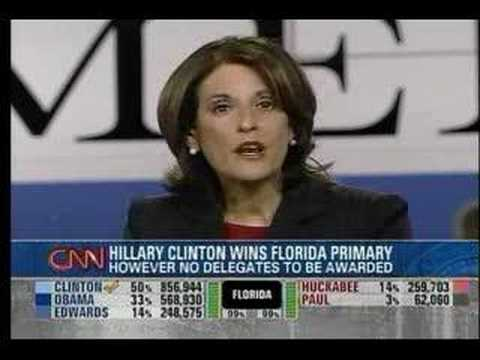 Gloria Borger on Hillary's FL victory