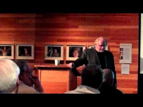 The Upper River Forum with Tim Griffin at Mill City Museum Part 1