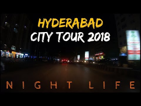 Hyderabad night time city tour 2018 | Sindh | Pakistan | nightlife | vlog | 324 | hyd travel vlog