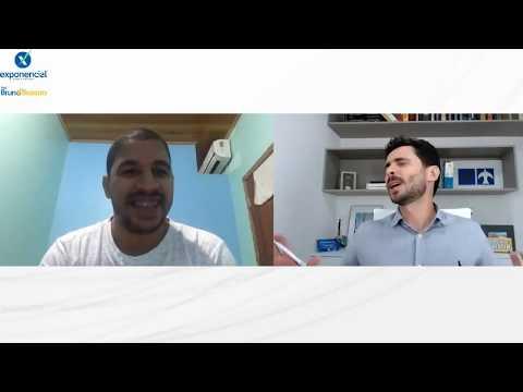 Entrevista Aprovado no ISS Cruzeiro do Sul - Kadu