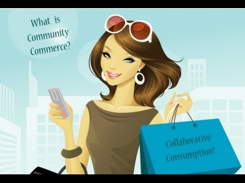 What is Community Commerce?