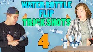 VILDE WATER BOTTLE FLIPS #4 | Guldborg FT. Moller