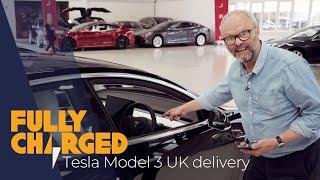 Tesla model 3 RHD   Fully Charged
