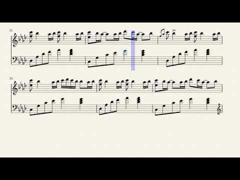 In My Feelings - Drake - Piano - Sheet Music