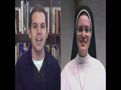 Interview with Sister Maria Suso - On Scripture and Spoon-Flipping