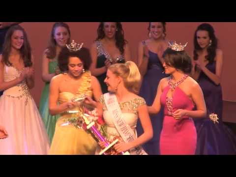 Caroline Carter is Crowned
