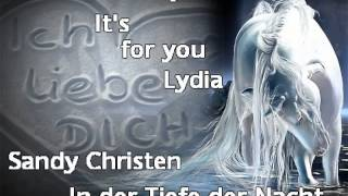 Sandy Christen - In der Tiefe der Nacht (DJ Frank Remix)