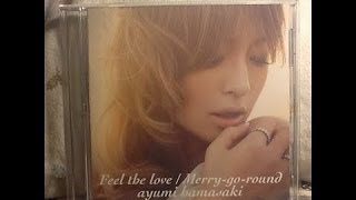 SINGLE REVIEW: ayumi hamasaki『Feel the love / Merry-go-round』