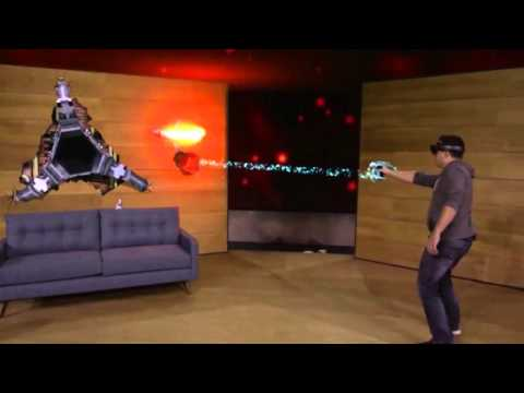 HoloLens : Project Xray