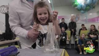 """Научное шоу «Наукомания» - """"Невероятная физика и химия"""""""