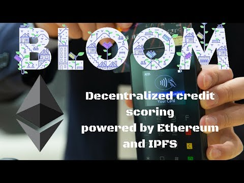 Bloom Cryptocurrency Review (BLT)  | Decentralized Credit Scoring | Ethereum