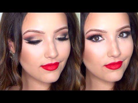 Glamorous Makeup Tutorial using the Catwalk Palette - 동영상