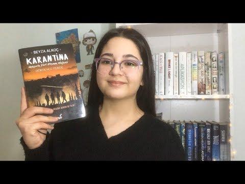SİZ SÖYLEDİNİZ BEN SEÇTİM/KARANTİNA-4 SPOILER + SPOILERSIZ KİTAP YORUMU