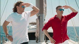 Как снимали клип Dos Amigos   Море Зовёт HOT NEWS EUROPA PLUS TV