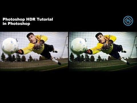 Photoshop HDR Tutorial | Photoshop Tutorials | Photoshop教程 thumbnail