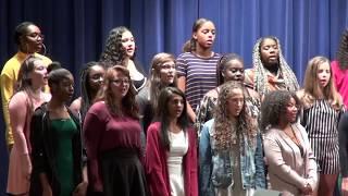 Stoughton Schools Singers Night (Fall 2018)